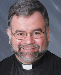 Fr. Robert McTeigue, SJ