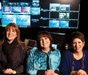 The Catholic View For Women's hosts: Janet Morana, Astrid Bennett Gutierrez and Teresa Tomeo