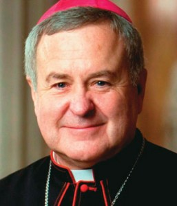Archbishop Robert Carlson