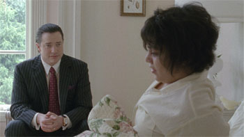 Brendan Fraser plays Vanessa Hudgens' father in Gimme Shelter