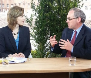 Michael Warsaw talks to Colleen Carroll Campbell