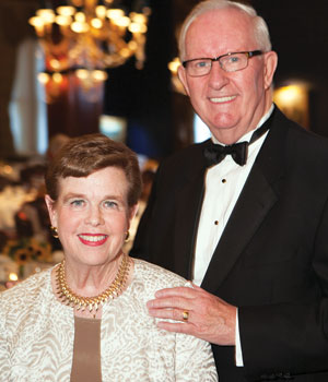 John Hunt, Legatus' executive director, and his wife Kathie are founding members of Legatus' Chicago Chapter