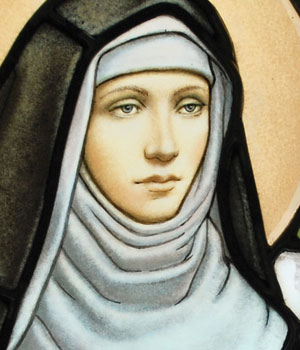 St. Hildegarde of Bingen