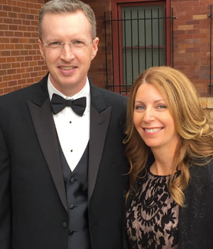 Kevin and Kathryn Lowry are members of Legatus' Columbus Chapter