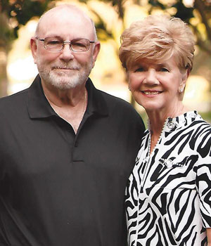 Bill and Joanne Brown are founders of Legatus' Orlando Chapter